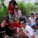 Luang Prabang, baci et laolao