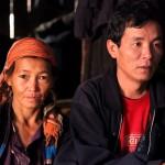 Un trek à la rencontre des villages isolés : jour 1 village Akha