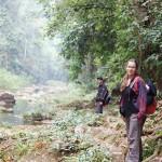 Trek à la rencontre des villages isolés : jour 2 village Yang