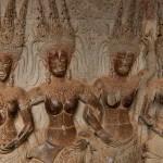 « Au fond des forêts du Siam, j'ai vu l'étoile du soir se lever sur les grandes ruines d'Angkor. »