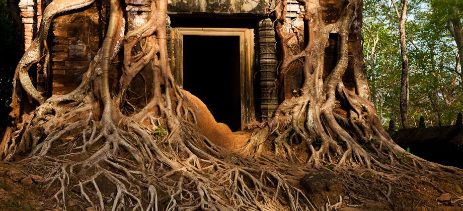 Temple Khmer au Preah Vihear