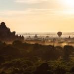 Lumières sur Bagan