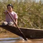 Beauté à la birmane