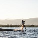 Le lac Inle, miroir du ciel