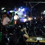 La nuit birmane ou retiens la nuit