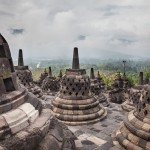 Borobudur, un mandala dans la jungle