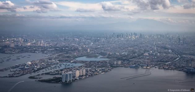 Jakarta vue du ciel, Java