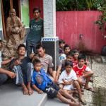 Sur la route de Borobudur à Wonosobo
