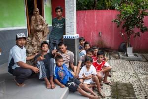 Kapulogo Kulon, Java Indonésie