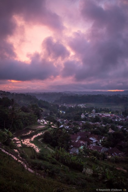 Wonosobo, Java Indonésie