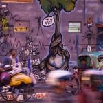Dans les rues de Yogyakarta