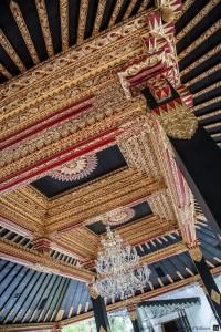 Palais Kraton à Yogyakarta