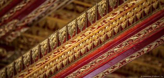 Detail du Kraton de Yogya