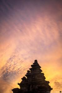 Temple d'Arjuna, Dieng
