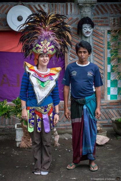Costume traditionel