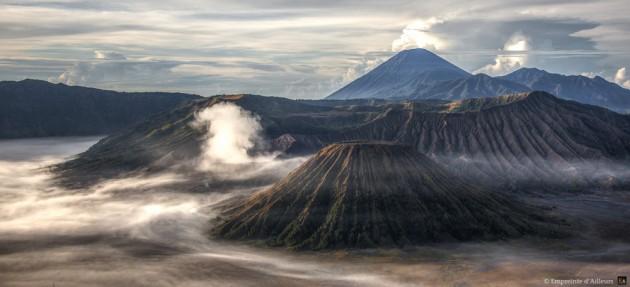 Bromo depuis le mont Penanjakan