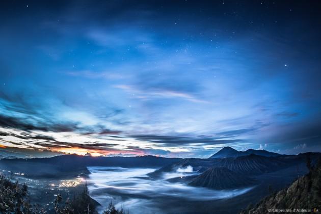 Bromo Gunung Penanjakan Java