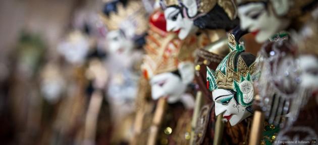 Marionnette du Wayang Golek